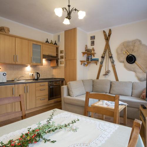 Apartament ZACISZE KASPROWICZA