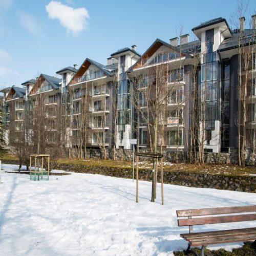 Apartament WIŚNIÓWKA Stara Polana